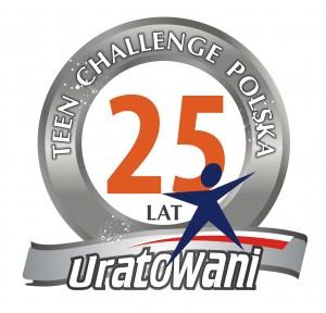 25 lat teen challenge polska logo